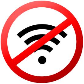 draadloos netwerk storing