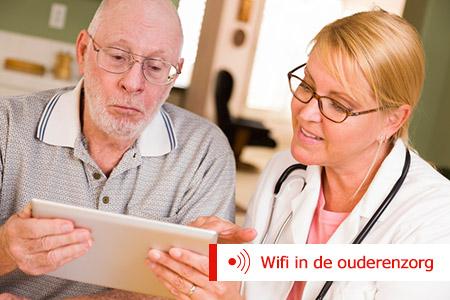 Wifi in de ouderenzorg