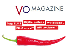 VO Magazine: Kan uw (WiFi) netwerk ook wel een beetje peper gebruiken? …