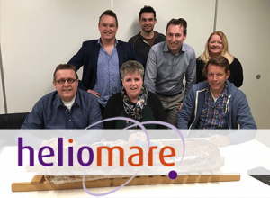 De opleveringen het nieuwe LAN WLAN netwerk heliomare onderwijs en zorg