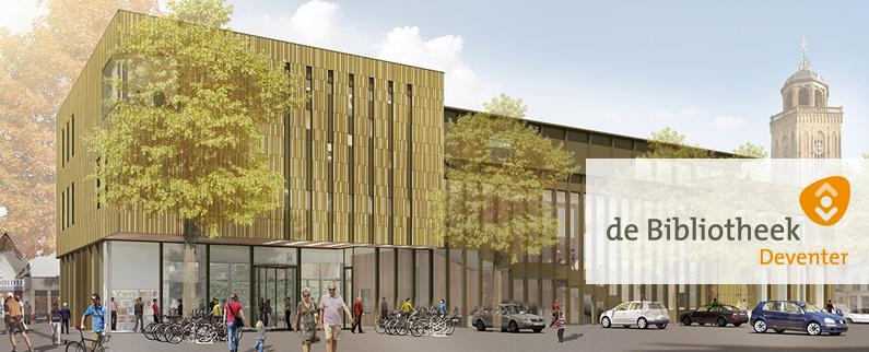 Nieuwe Bibliotheek Deventer klaar voor de toekomst