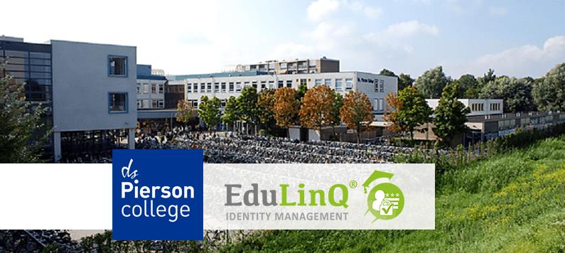 Het ds. Pierson College is vlekkeloos van start gegaan met EduLinQ