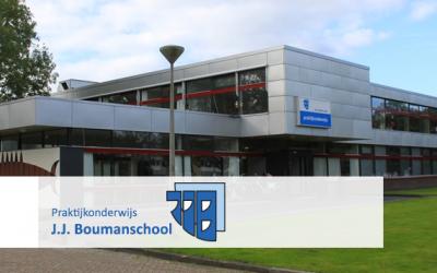 J.J. Boumanschool: succesvolle implementatie wireless en LAN ondanks uitdagingen pand