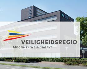 Veiligheidsregio Midden en West Brabant