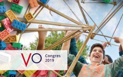 VO Congres 2019: Creatief met curriculum – Ontwikkeling van eigentijds onderwijs in de school