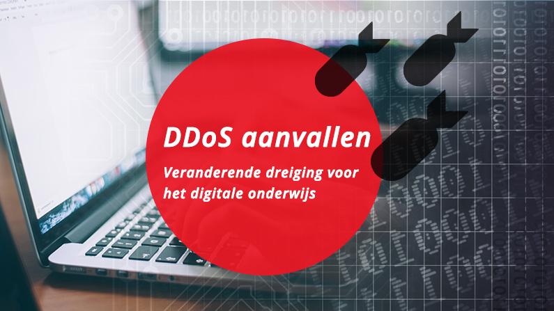 DDoS aanvallen in het onderwijs, wat elke ICT-verantwoordelijke moet lezen!