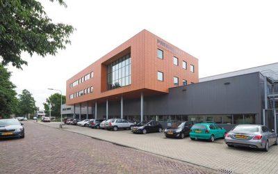Oplevering nieuw ICT-netwerk Scalabor in Arnhem