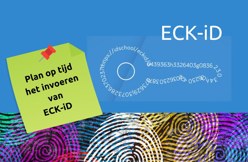 ECK-iD: Met EduLinQ gemakkelijk implementeren