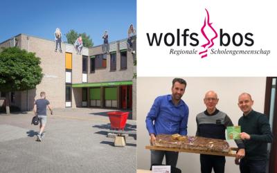 Wireless upgrade bij RSG Wolfsbos